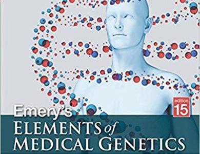 ژنتیک پزشکی اِمری   Emery's Elements of Medical