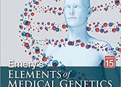 ژنتیک پزشکی اِمری | Emery's Elements of Medical